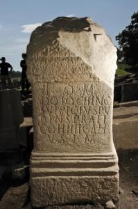 Jupiter-Dolichenus-altar-Vindolanda