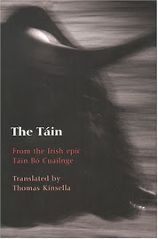 Cover of Thomas Kinsella's The Tain
