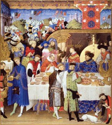 Trés Riches Heures Musée Condé MS. 65 f.